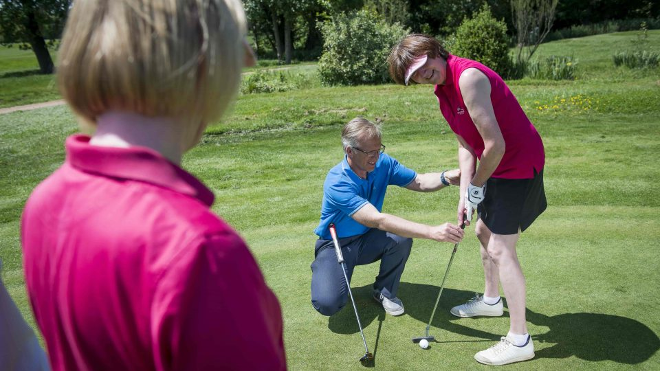 Womens Golf Batchworth Park Golf Club Rickmansworth 6016x4016
