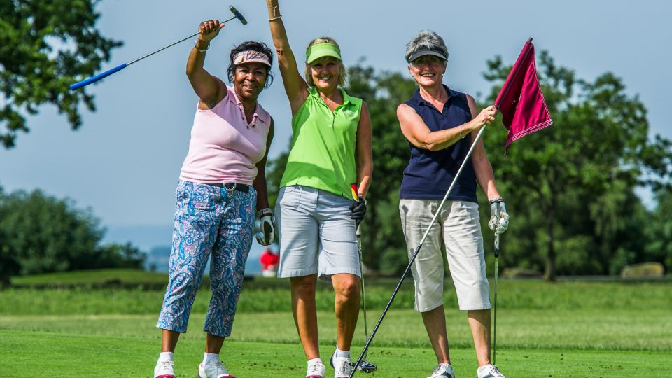Golf Society Day Generic People Images 3+ Golfers (32)